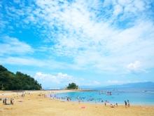 長崎伊王島海水浴場 コスタ・デル・ソル