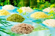 涼麺&カレーバイキング01